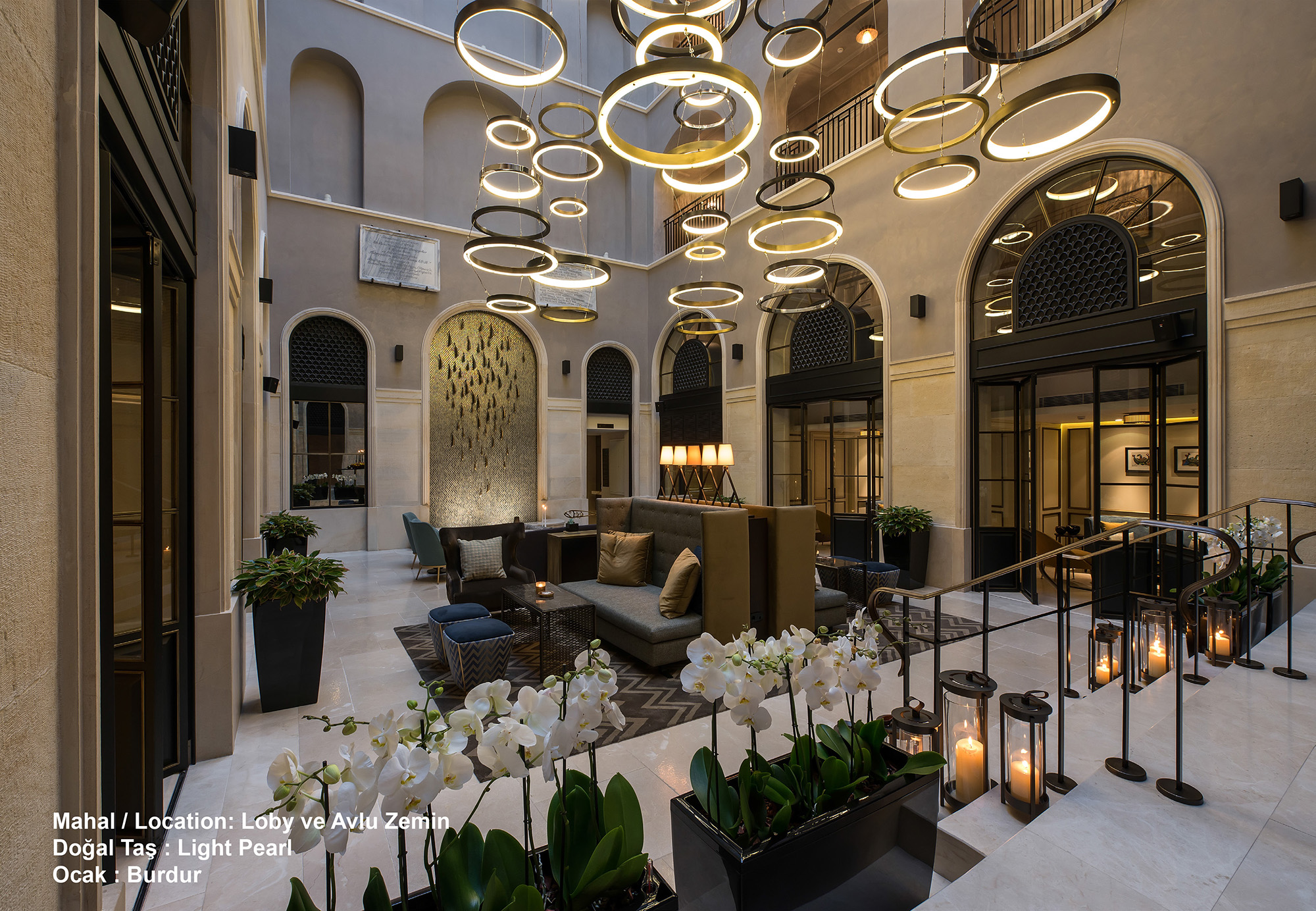 A PROJECT WHERE THE NEW IS EXTRACTED FROM THE OLD: 10 KARAKÖY BOUTIQUE HOTEL