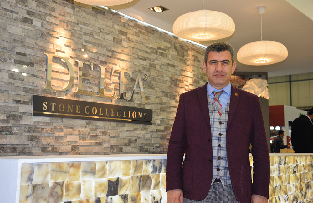DELTA MARBLE IN ISTANBUL WITH NEW INVESTMENT PROJECTS