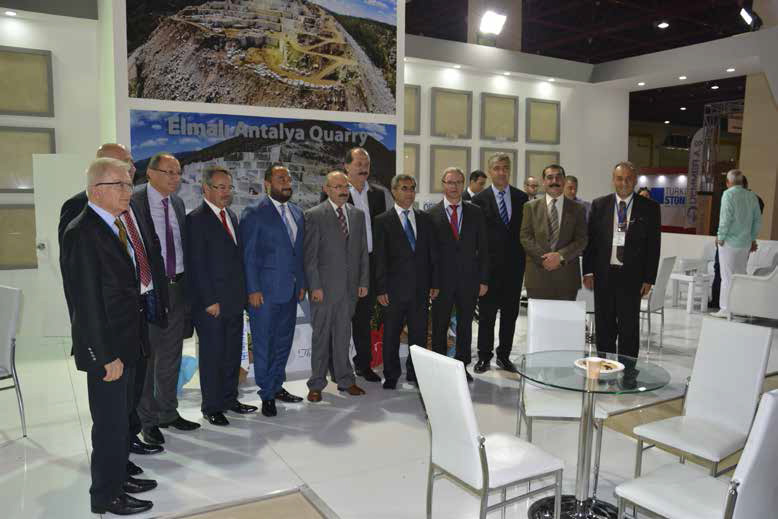 Antalya Hosts Marble Natural Stone and Technologies Trade Fair