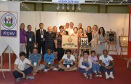 MOSAIC WORLD OF ZIÇEV CHILDREN IN ANTALYA WITH IMIB SUPPORT