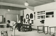 COMPREHENSIVE BAUHAUS SHOW AT VITRA DESIGN MUSEUM