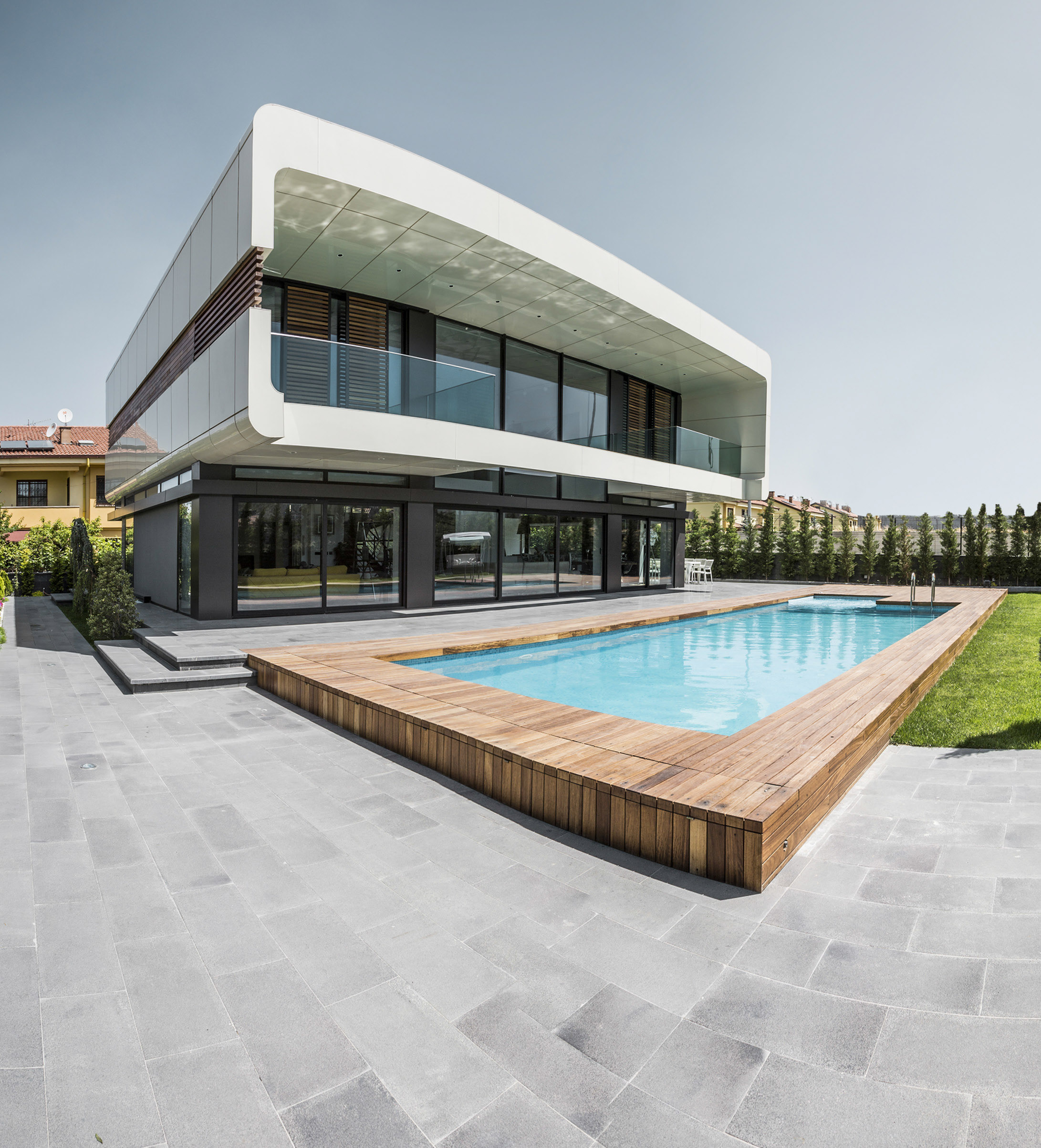 BAHADIR KUL ARCHITECTS