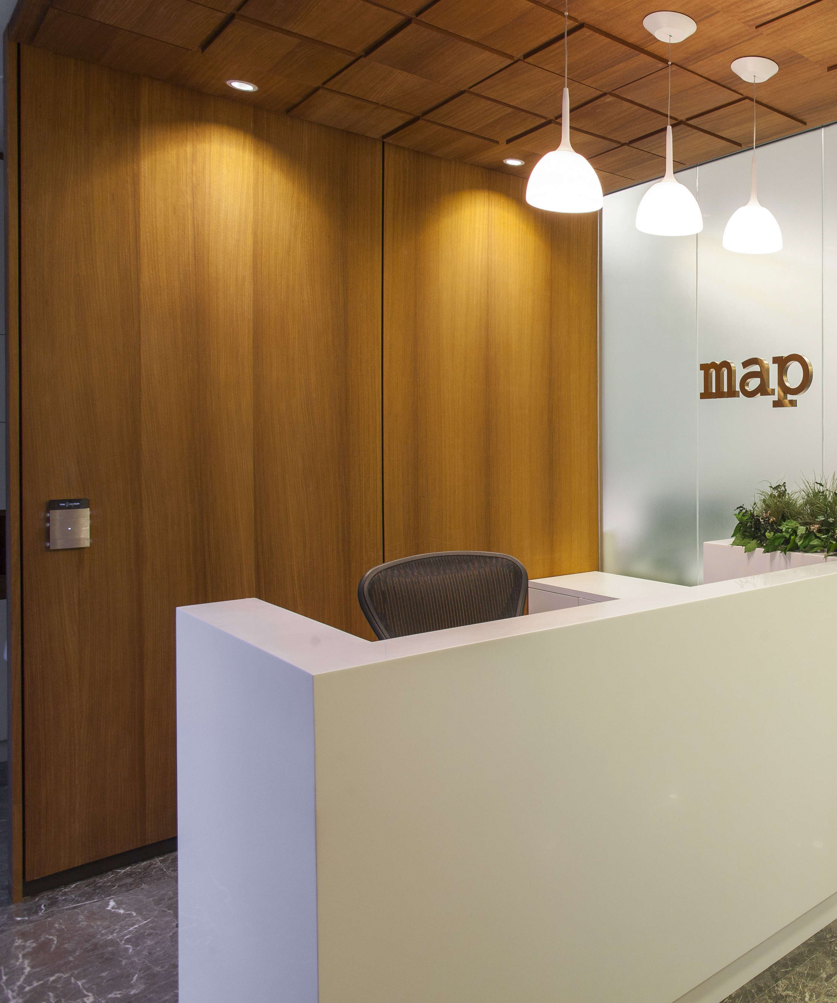 MAP REAL ESTATE OFFICE NORD ARCHITECTURE DESIGN
