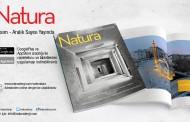 Natura Dergisi Mart – Nisan sayısı yayında