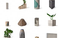 FLOWERPOT DESIGNS FROM PHILIPPE MALOUIN