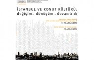 ISTANBUL AND HOUSING CULTURE SYMPOSIUM
