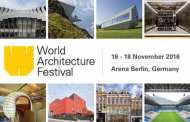 THE WORLD ARCHITECTURE FESTIVAL BEGINS