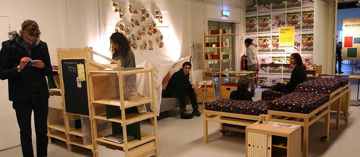 THE PROJECT OF ARCHITECTURE STUDENTS FROM TURKEY IS AT DUTCH DESIGN WEEKTHE PROJECT OF ARCHITECTURE STUDENTS FROM TURKEY IS AT DUTCH DESIGN WEEK