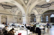 TABANLIOGLU WINS AWARD AT WORLD ARCHITECTURE FESTIVAL FOR BEYAZIT STATE LIBRARY