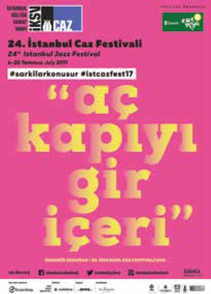 24. İSTANBUL CAZ FESTİVALİ BAŞLIYOR