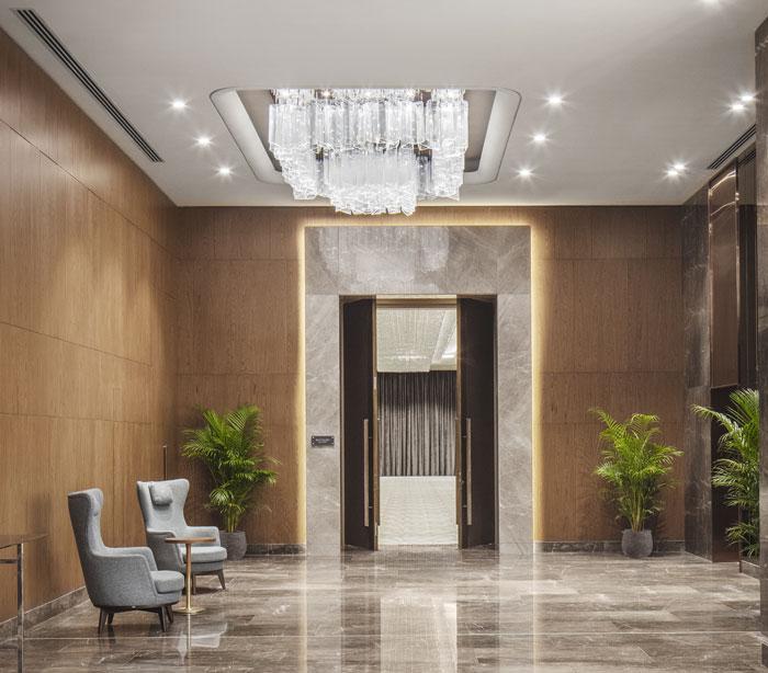 RADISSON BLU HOTEL – TONER MIMARLIK