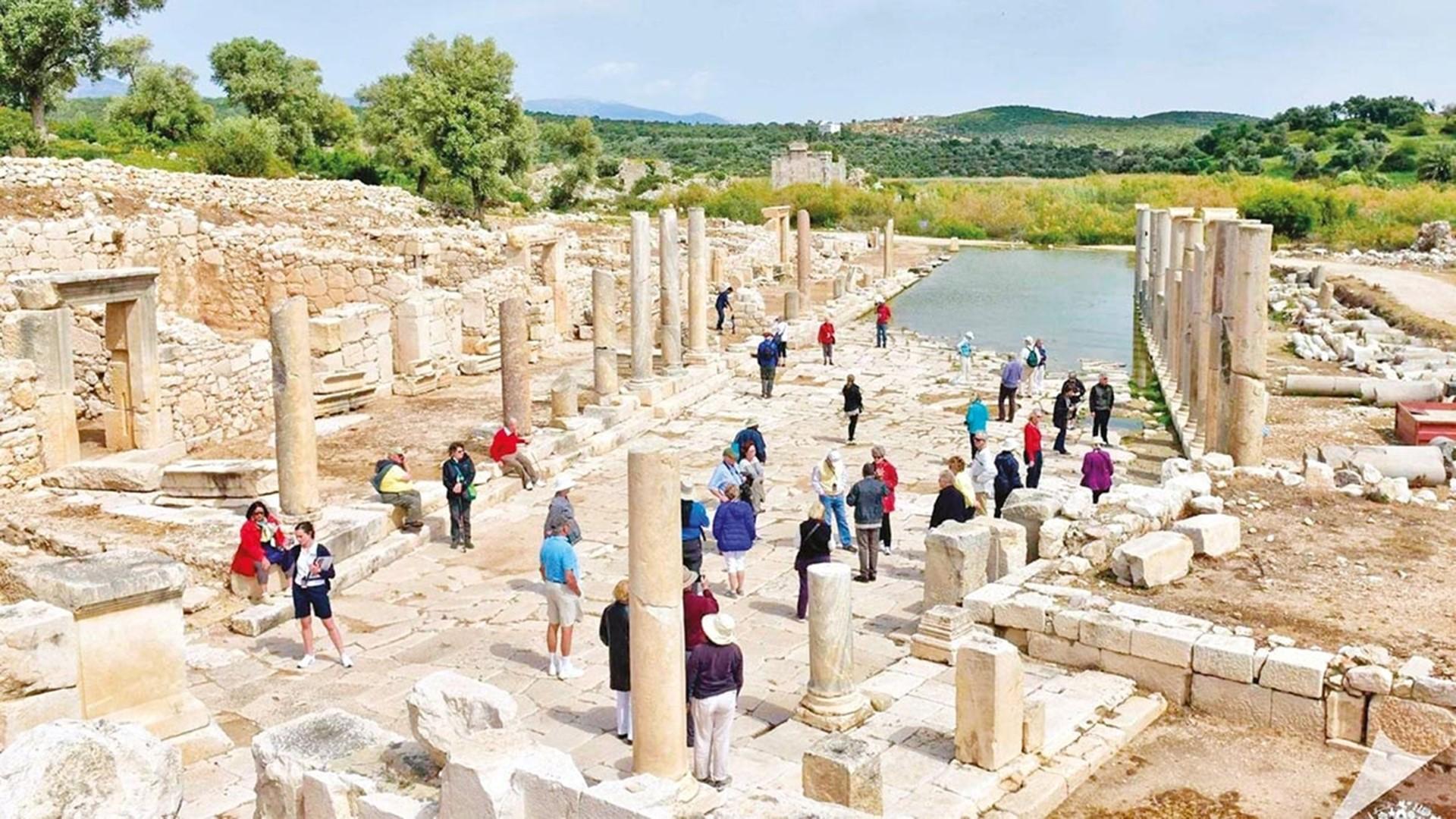 2020 AS THE YEAR OF PATARA ANCIENT CITY