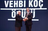 PROF. DR. İLHAN TEKELİ WINS THE 19TH VEHBİ KOÇ AWARD