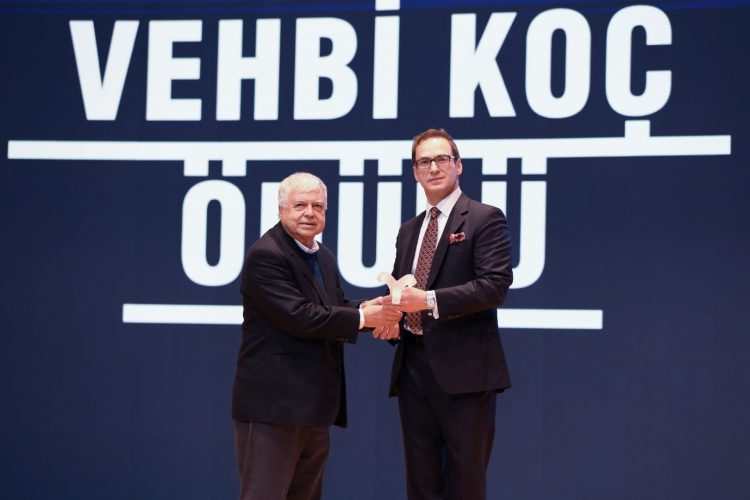 PROF. DR. İLHAN TEKELİ WINS THE 19TH VEHBİ KOÇ AWARD