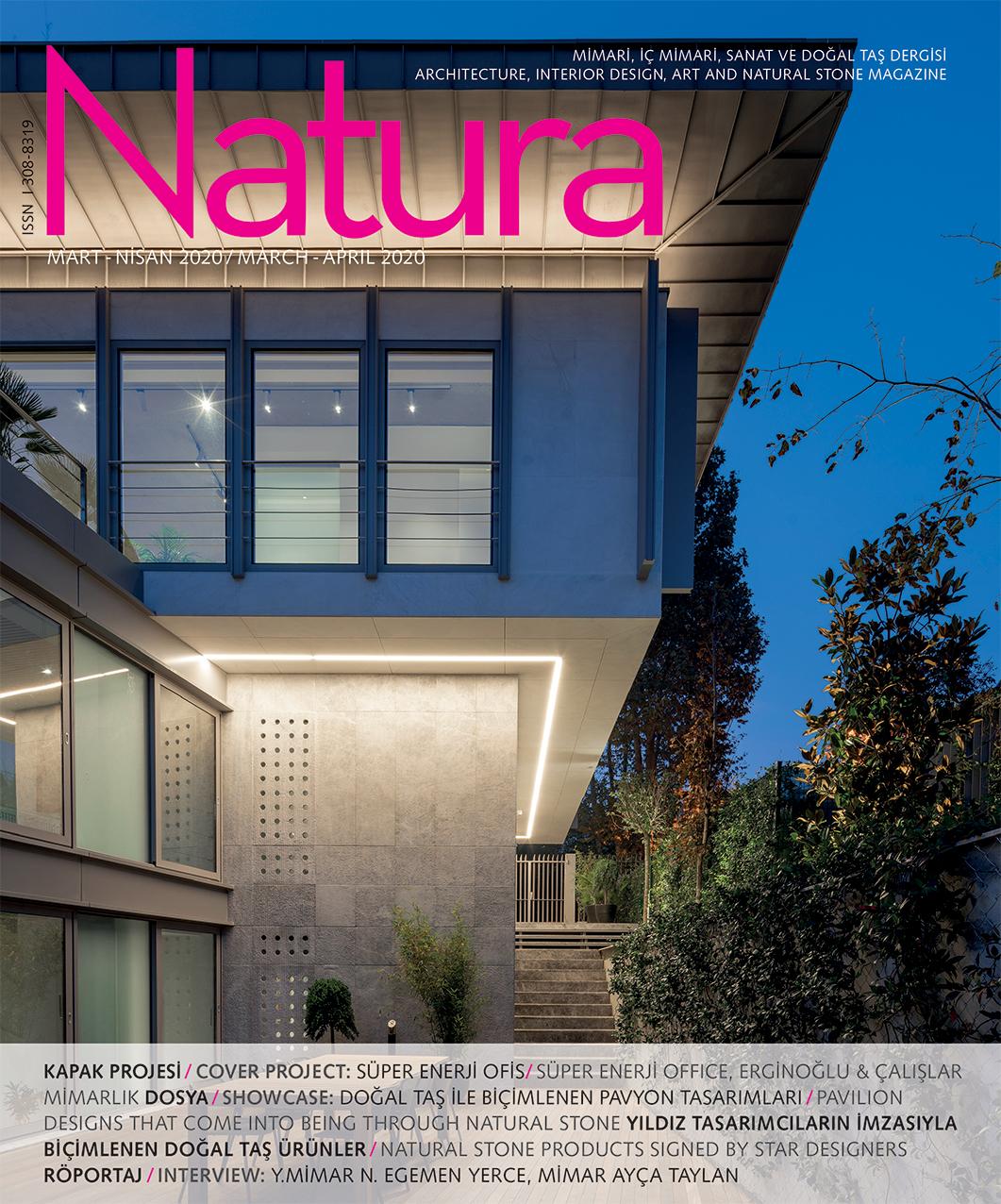 Natura Mart-Nisan / Natura March-April