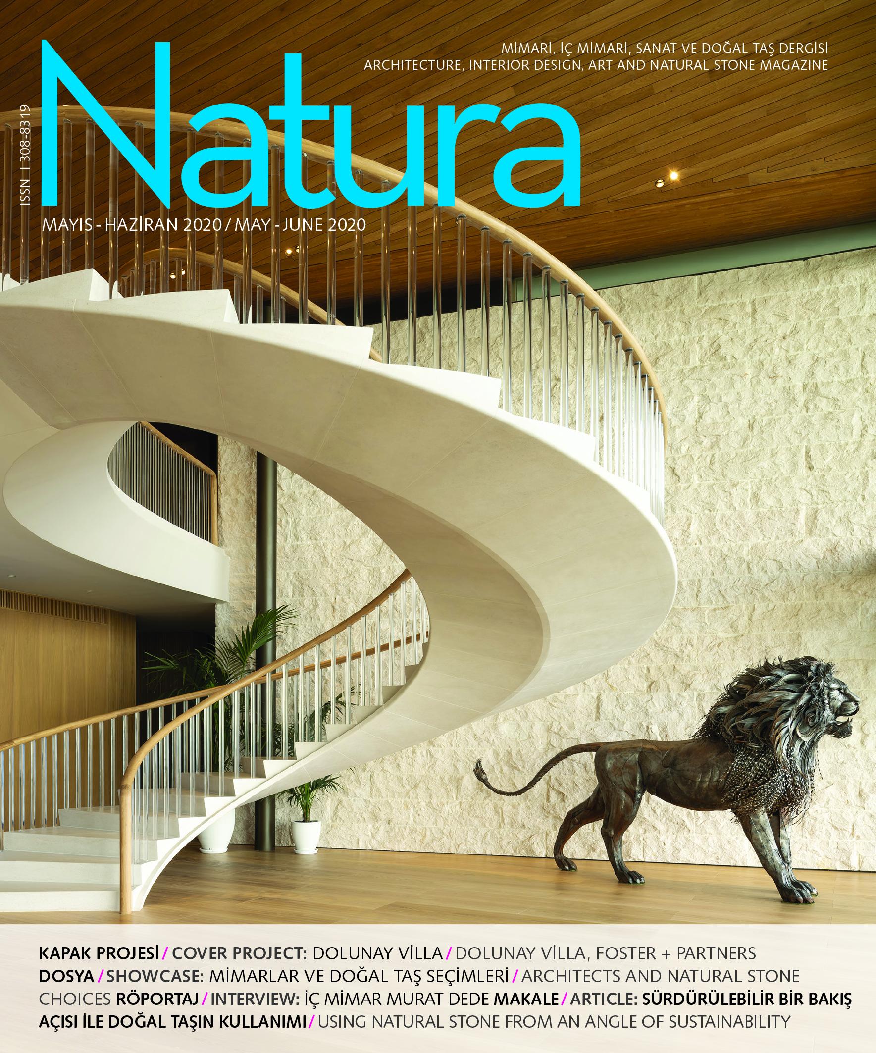 Natura Mayıs-Haziran / Natura May-June