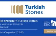WEBINAR: TURKISH TRAVENTINE IN CONTEMPORARY DESIGN AND ARCHITECTURE