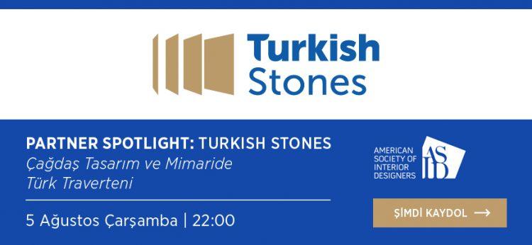 WEBINAR: TURKISH TRAVENTINE IN CONTEMPORARY DESIGN AND ARCHITECTURE