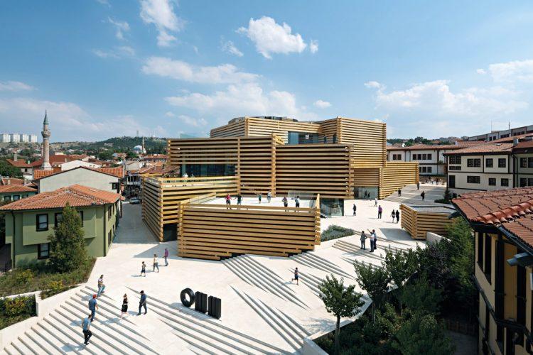 OMM – ODUNPAZARI MODERN MUSEUM WINS AN AWARD