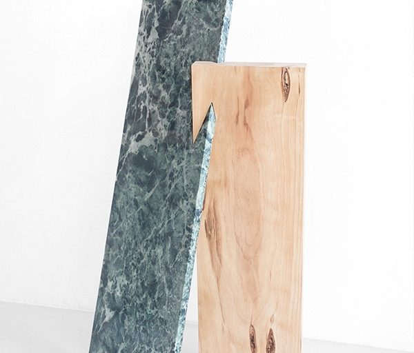 ART THAT FOCUSES ON MARBLE'S FLAWS