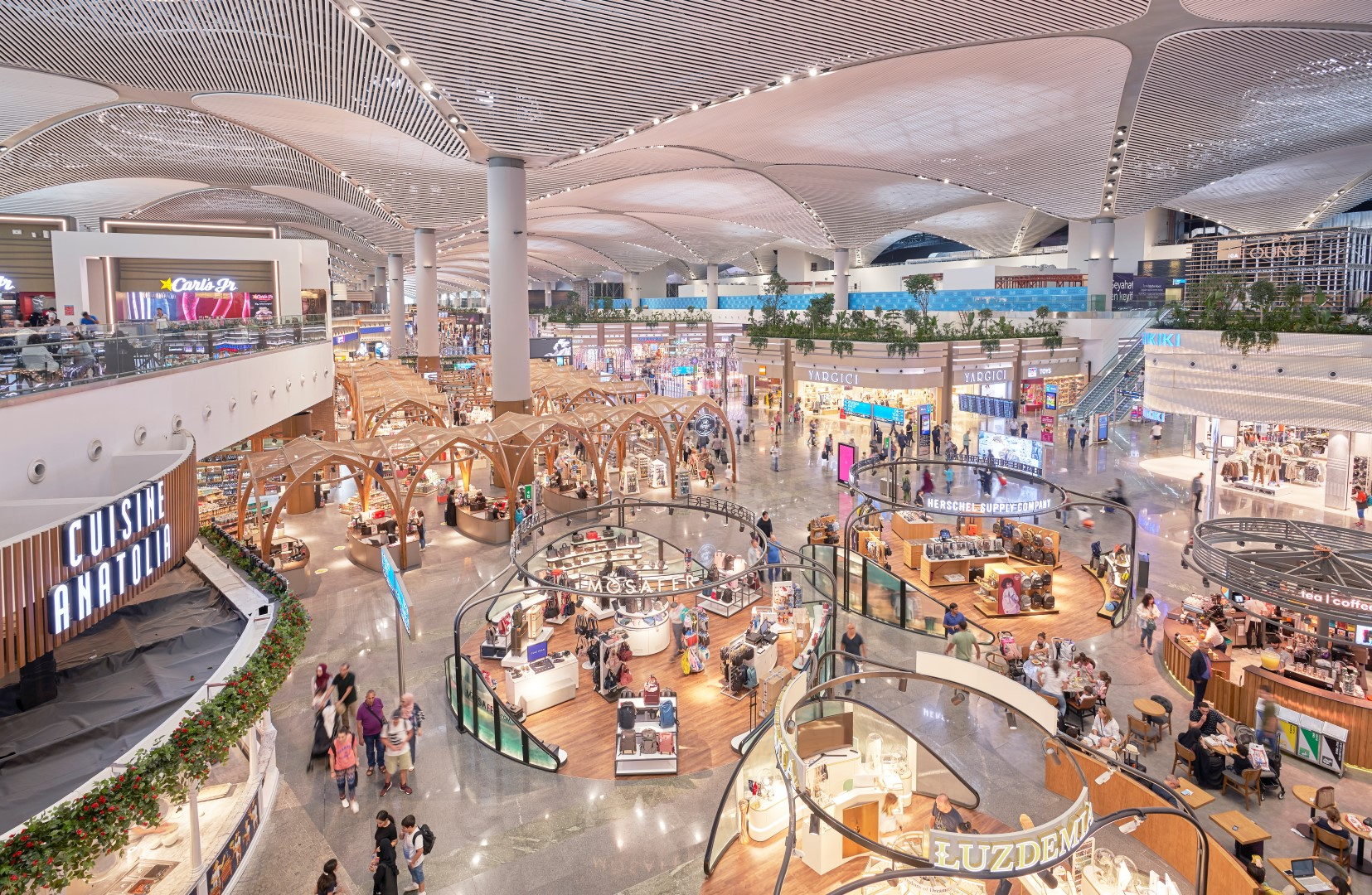 İSTANBUL AIRPORT BRINGS ART TO THE WORLD WITH IGART