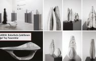 NATURAL STONE DESIGNS SHAPED WITH ROBOTS