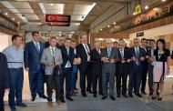 İstanbul Maden İhracatçılar Birliği 'nin Milli Katılım Organizasyonunu yaptığı, 49. Marmomacc Fuarı 24 – 27 Eylül Tarihleri Arasında Verona'da Gerçekleştirdi