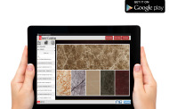 """Turkish Natural Stone in """"Turkish Stone Catalog"""" Now on Tablets"""
