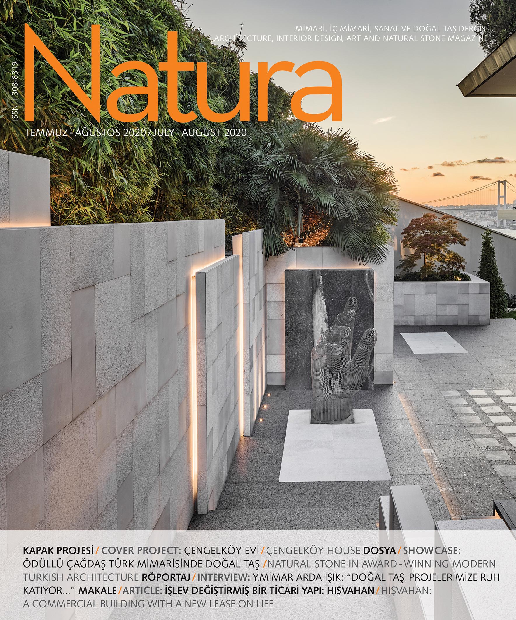 Natura Temmuz-Ağustos / Natura July-August