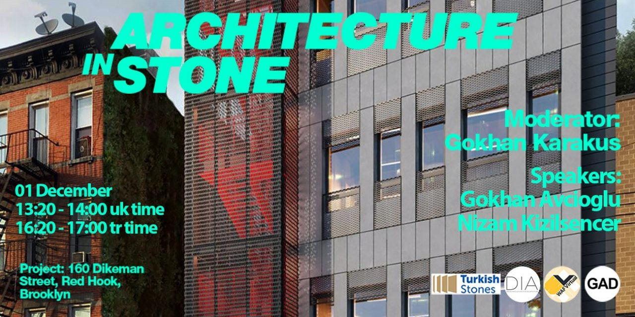 INOVATION IN ARCHITECTURE WITH STONE