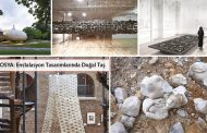 NATURAL STONE IN INSTALATION DESIGNS
