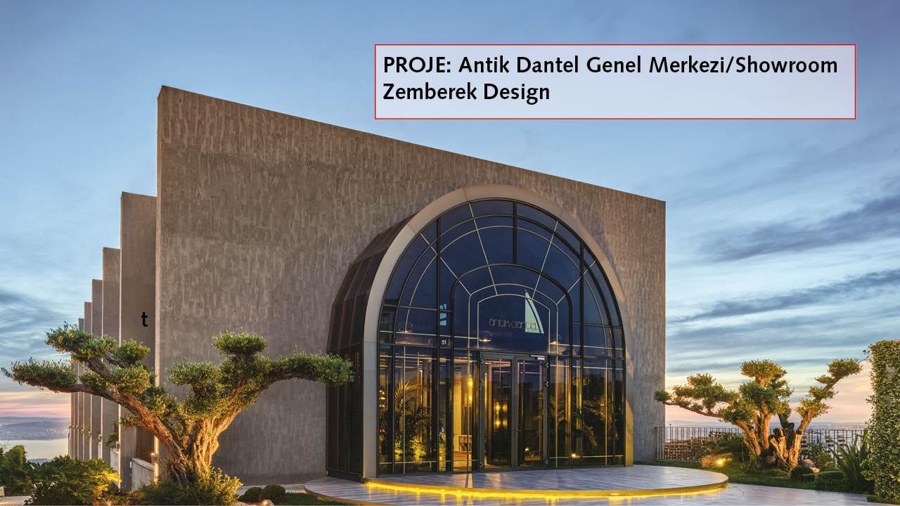ANTİK DANTEL GENEL MERKEZ / SHOWROOM