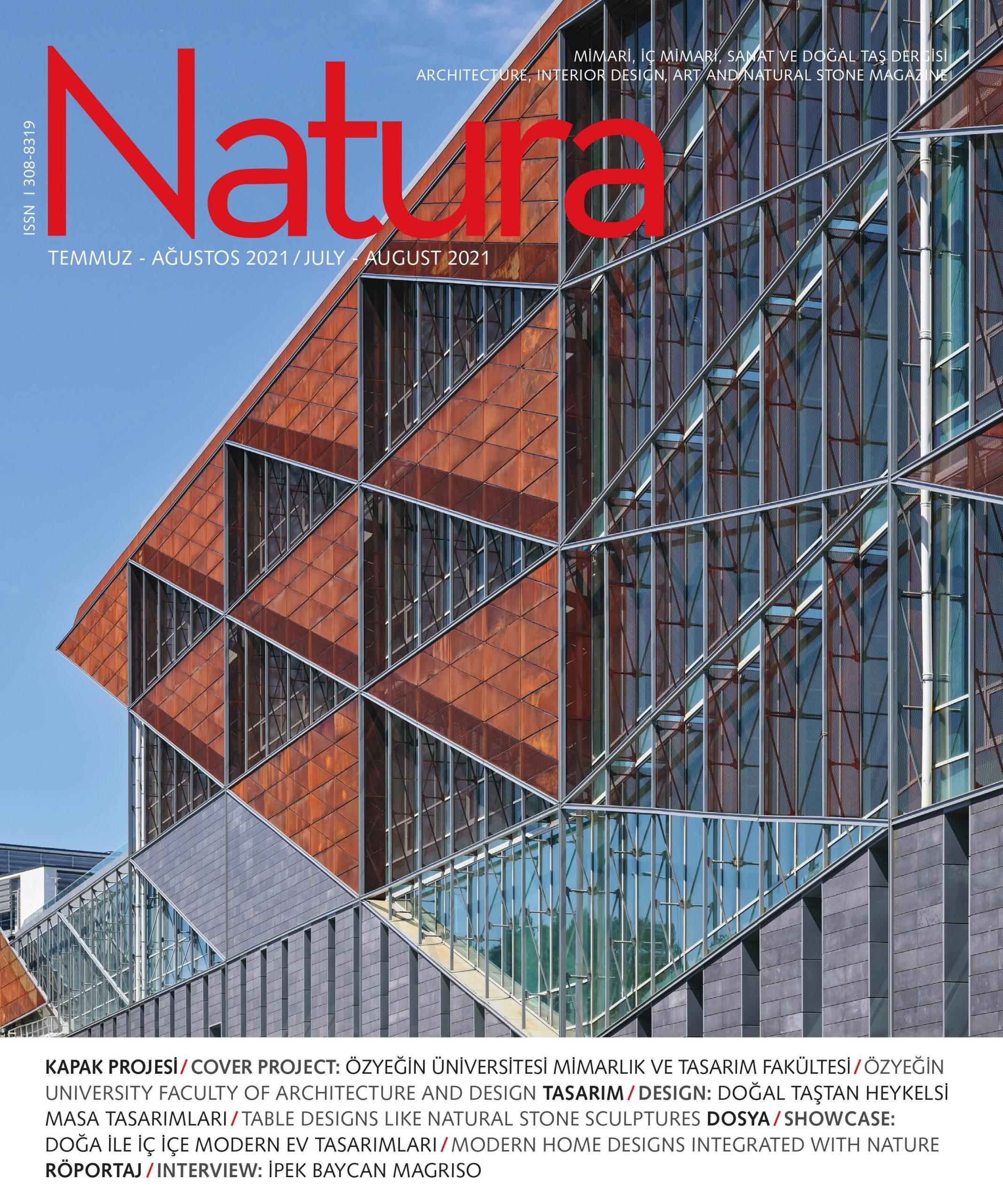Natura Temmuz – Ağustos
